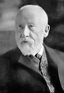Wilhelm Dilthey (Wiesbaden nel sobborgo di Biebrich, 19 novembre 1833 – Siusi allo Sciliar, 1 ottobre 1911)