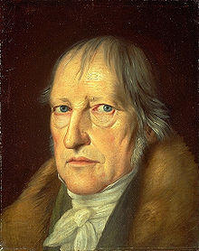 Hegel nel 1831