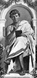 Publio Ovidio Nasone (43 a.C. - 17 d.C.)
