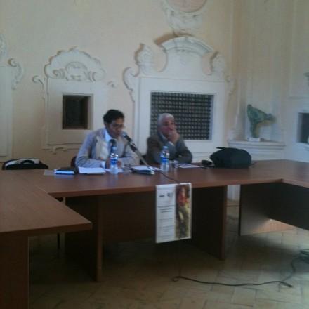 """Conferenza """"Ottavio Colecchi nella filosofia dell'Ottocento"""", 20 ottobre, Polo Museale S. Chiara, Sulmona"""