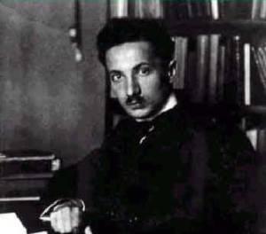 Martin Heidegger negli anni '20