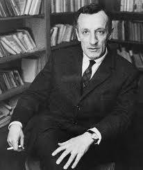 Maurice Merleau-Ponty (Rochefort-sur-Mer, 14 marzo 1908 – Parigi, 3 maggio 1961)