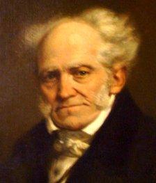 Arthur Schopenhauer (Danzica, 22 febbraio 1788 – Francoforte sul Meno, 21 settembre 1860)