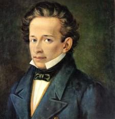 Giacomo Leopardi, al battesimo Giacomo Taldegardo Francesco di Sales Saverio Pietro Leopardi (Recanati, 29 giugno 1798 – Napoli, 14 giugno 1837)